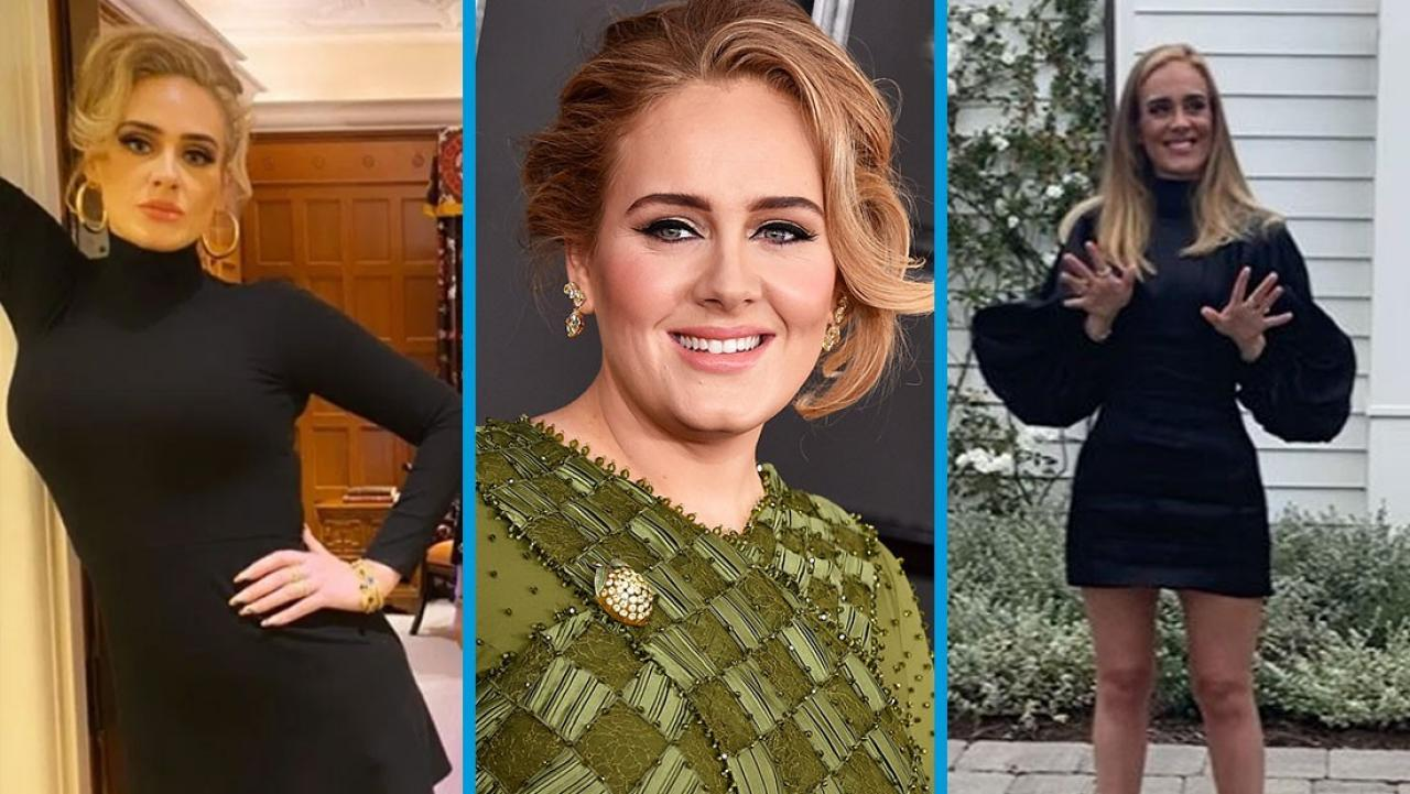 Dietitian reveals the secrets to Adele's huge weight loss ...
