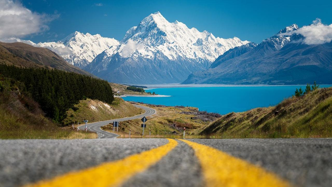 The most beautiful places in New Zealand have been crowned