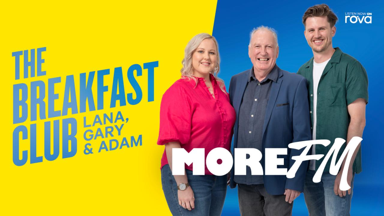 More FM's The Breakfast Club