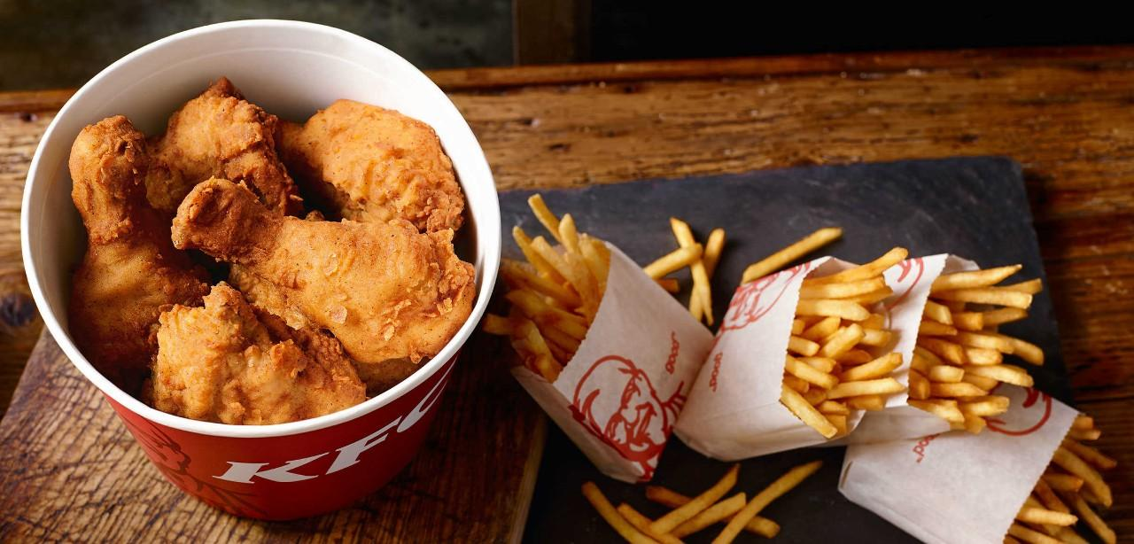 kfc is one of the famous Moves afoot to honour one of taranaki's most famous authors with statue at kfc i hope i'm not another one of these poor a kfc spokesperson said the.