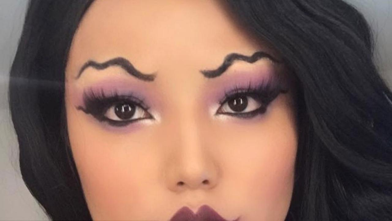 Image result for squiggly eyebrows