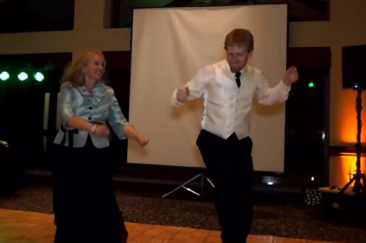 The Most Amazing Mother And Son Wedding Dance